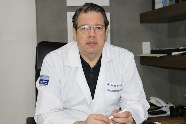 Dr. Sergio Ocampos foi escolhido para ser o candidato a vice-prefeito de Sidrolândia na chapa de Enelvo Felini