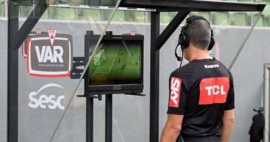 CBF implanta VAR nas Séries B, C e D do Campeonato Brasileiro